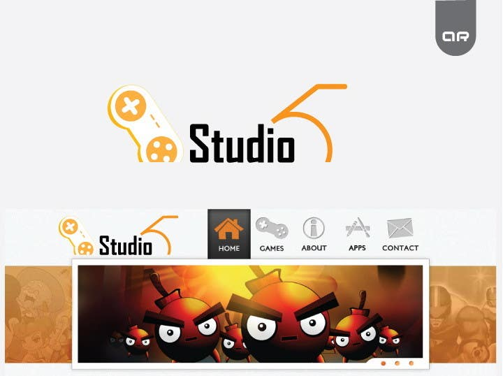 Contest Entry #758 for Logo Design for Studio 5