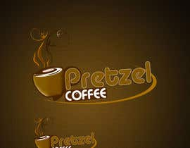 #39 para Design a Logo for Pretzel Coffee por basem36