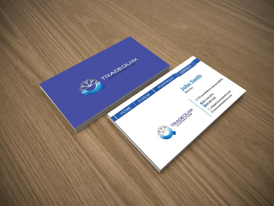 #13 for Design some Business Cards fRenewed Business Cards for software developing companyor by pixelbd