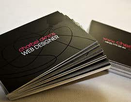 #35 for Design some Business Cards fRenewed Business Cards for software developing companyor by online3
