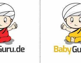 Nro 7 kilpailuun Logo Design für ein Babyportal käyttäjältä zakkento