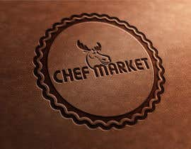 #36 for Design a logo for CHEFMARKET in Sweden by TOPSIDE