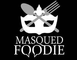 nº 52 pour Design a Logo for Masqued Foodie par rightronnie