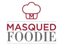#13 para Design a Logo for Masqued Foodie por leandrobertoia