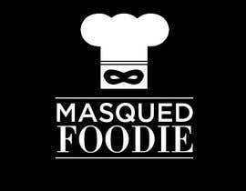 nº 33 pour Design a Logo for Masqued Foodie par leandrobertoia