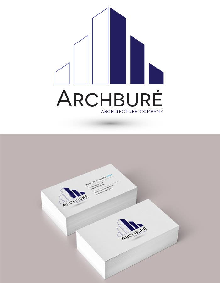 Kilpailutyö #31 kilpailussa Design a Logo for architecture company