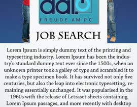 #12 cho Creative Design of a poster for job searchers bởi Godlikecreative