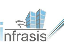 #37 for Design a Logo for infrasis by prasadwcmc