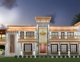 Design Concept For A Two Storey House In Saudi Arabia Floor Plan