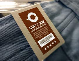 #13 for LABEL DESIGN FOR DENIM TROUSERS by suneshthakkar