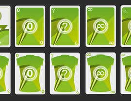 nº 71 pour I need some Graphic Design for Planning Poker Cards (AI, PSD, EPS, PDF, PNG) par LionWikki