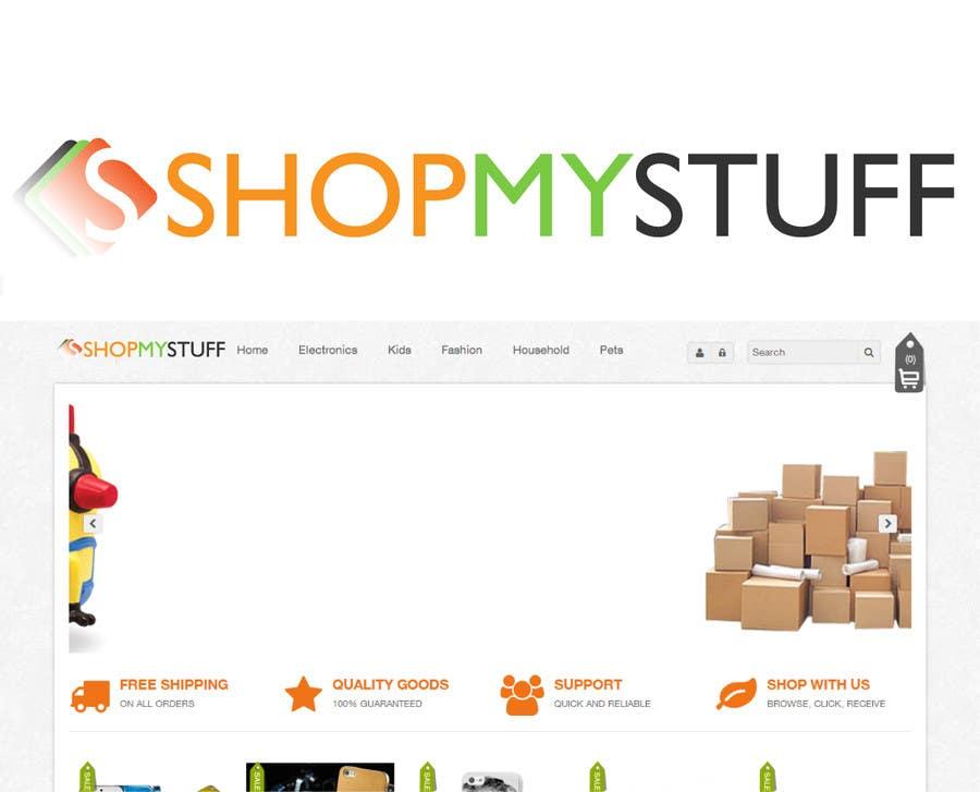 Proposition n°55 du concours Design a Logo for Our Company - ShopMyStuff.com