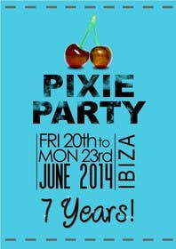 #27 for Design a Flyer for a Party by Dewtwo