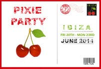 Contest Entry #51 for Design a Flyer for a Party
