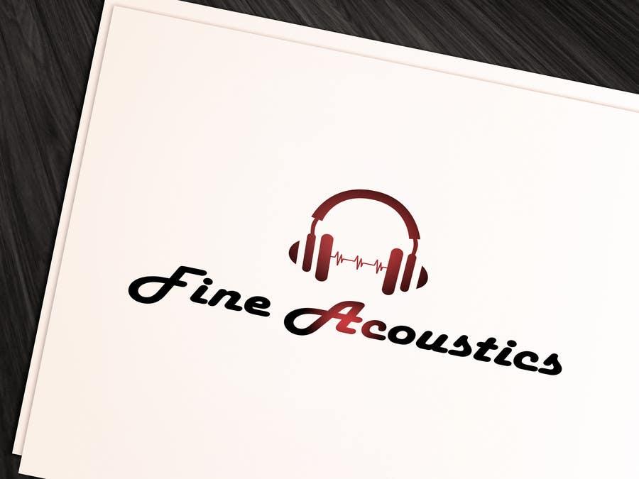 Design a Logo for Audio Company için 87 numaralı Yarışma Girdisi