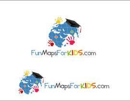 #17 for Design a Logo for FunMapsForKids.com af saimarehan