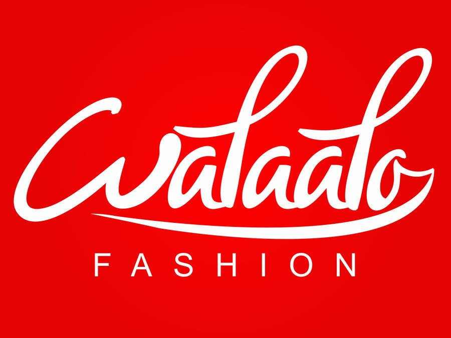 Proposition n°105 du concours branding for walaalo fashion