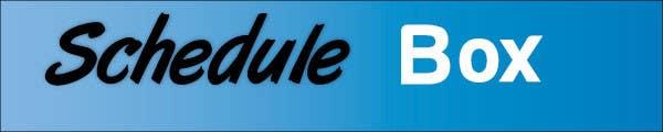 Конкурсная заявка №64 для Graphic Design for ScheduleBox
