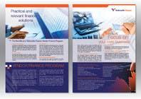 Graphic Design Inscrição do Concurso Nº64 para Brochure Design for Finance HQ
