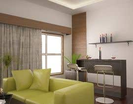 #28 for 3d Rendering Hotel suite +Hotel restaurant by jimdsouza1