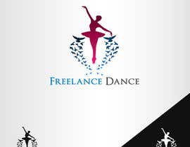 #142 para Design a Logo for Freelance Dance por ixanhermogino