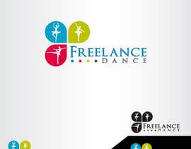 nº 163 pour Design a Logo for Freelance Dance par ixanhermogino