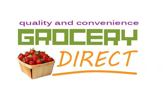 Contest Entry #                                        25                                      for                                         Design a Logo for Online Grocery Store