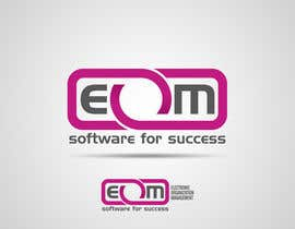#49 para Design a Logo for EOM Software por amauryguillen