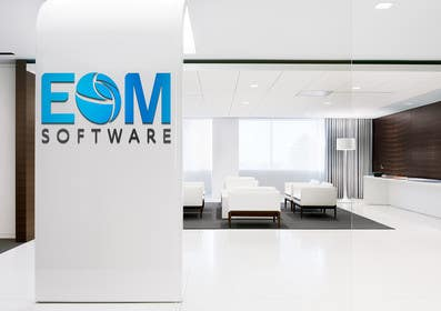 #112 para Design a Logo for EOM Software por usmanarshadali