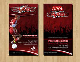 RERTHUSI tarafından (6) Business Card Designs needed for Youth Soccer Team için no 20