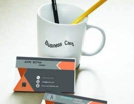 Alif5953 tarafından Business Card Design + Logo için no 59