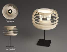 Nro 104 kilpailuun Q.Qute 3D Print Lamp Shade Design Contest 2016 Summer käyttäjältä CamAnhh