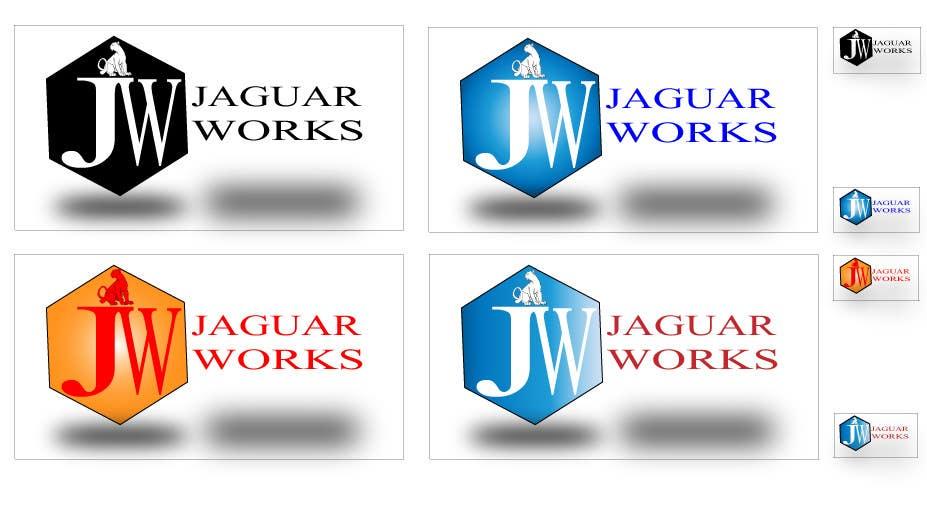 Inscrição nº 79 do Concurso para Design a Logo for Jaguar Works