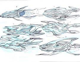 #6 cho Illustrate Some Spaceships! bởi xolas
