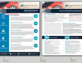 Nro 18 kilpailuun Need Alternate Headers for Sales Brochure-InDesign käyttäjältä ksaurav75
