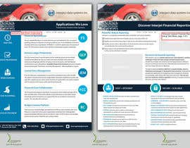 ksaurav75 tarafından Need Alternate Headers for Sales Brochure-InDesign için no 18