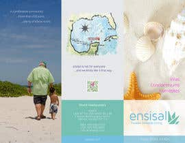 #3 for Design a Brochure for ENSISAL (trifold) by barinix