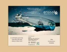 #1 for Design a Brochure for ENSISAL (trifold) af bilalkhan0902