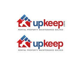 #13 for Design a Logo for upkeep.co.nz by MED21con