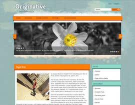 #7 untuk Convert a Wordpress template to a website for an awesome outdoor brand oleh niladrilx