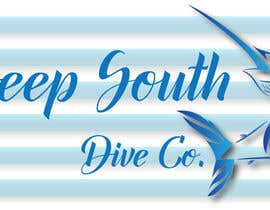 tflbr tarafından Design a Logo incl. a fish - Deep South Dive Co. için no 37