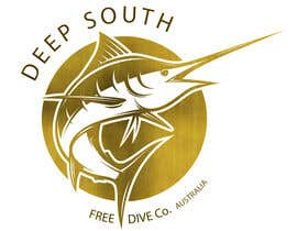 rkwok tarafından Design a Logo incl. a fish - Deep South Dive Co. için no 44