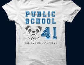 Nro 13 kilpailuun School spirit t-shirt design käyttäjältä JewelBluedot