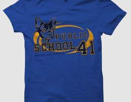 Nro 14 kilpailuun School spirit t-shirt design käyttäjältä JewelBluedot
