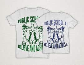 Nro 59 kilpailuun School spirit t-shirt design käyttäjältä markontoy