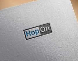 rz100 tarafından DESIGN A LOGO FOR A PRODUCT: HopOn için no 22