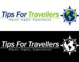 Nro 51 kilpailuun Design a Logo for Tips For Travellers käyttäjältä jaywdesign