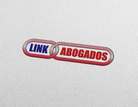 "Nro 26 kilpailuun Logo design for attorneys virtual directory . Directory name ""LINK ABOGADOS"" käyttäjältä rajibrt"