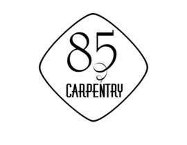 CarolusJet tarafından Design a Logo for eighty-five carpentry için no 91