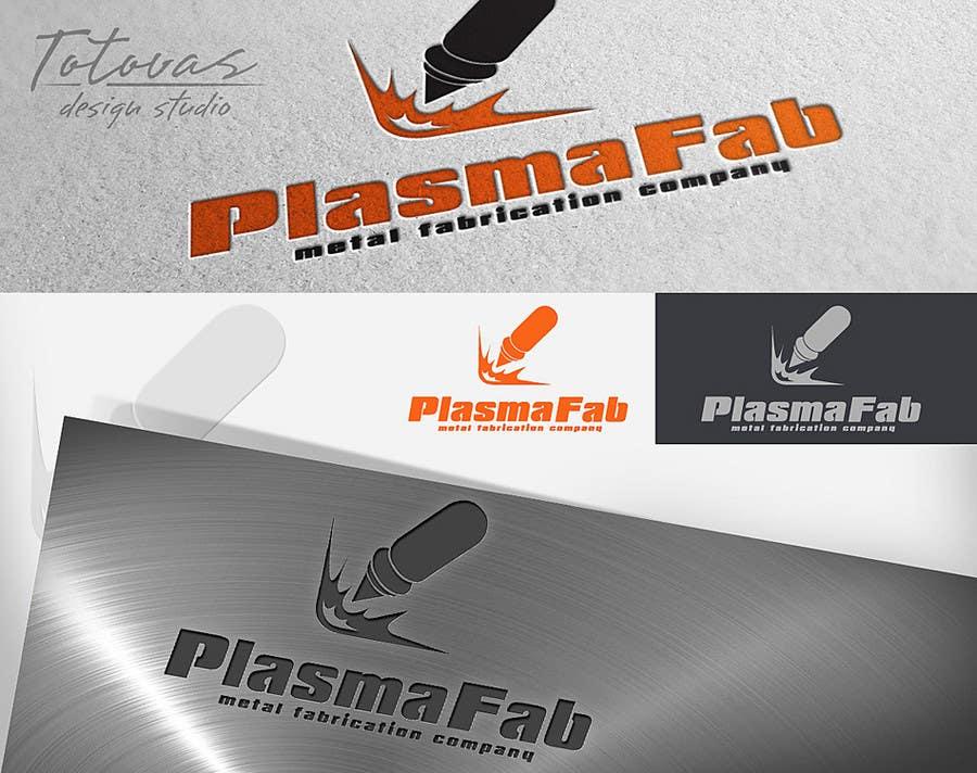 Конкурсная заявка №141 для Logo Design for PlasmaFab Pty Ltd